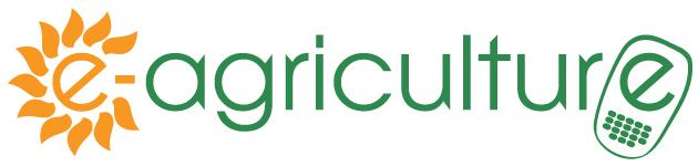 Logo E-agriculture